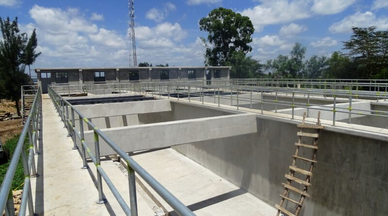 Syokimau Residents to have fresh water by March 2021